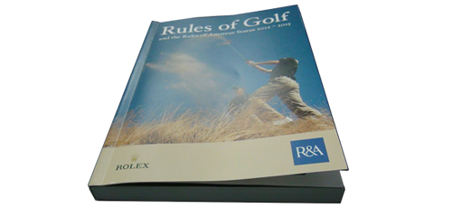 RULES N LAWS OF GOLF